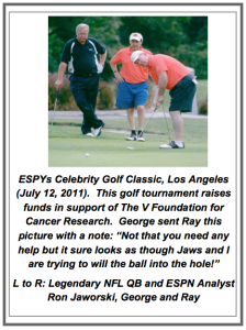 George Bodenheimer, ESPYs Celebrity Golf Classic